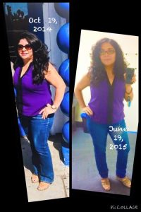 Nelly- marathoner- lost 15lbs