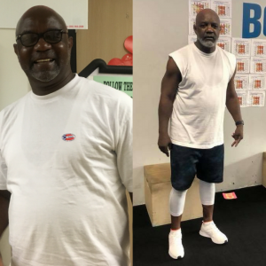 Weight Loss Success- Gary