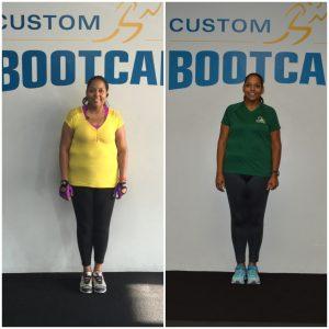 Tavia weight loss